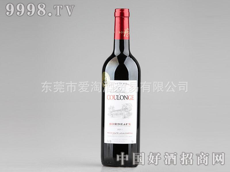 法国库捷隆庄园干红葡萄酒