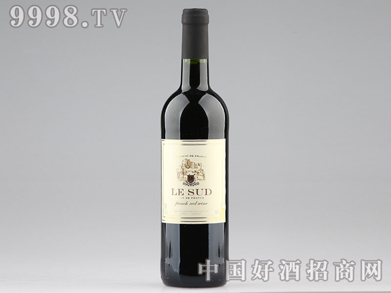法国乐赛德红葡萄酒