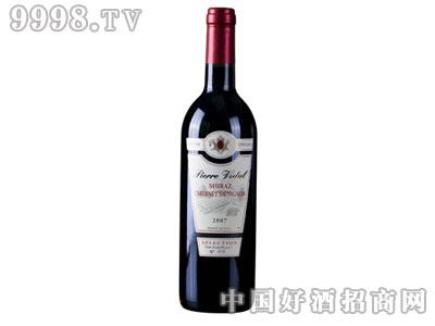 法国维达梅洛红葡萄酒