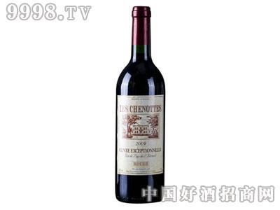 法国雪洛斯红葡萄酒
