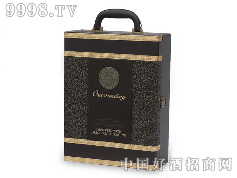 红酒双支装礼品盒