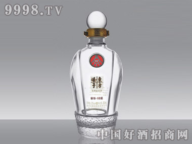 东方娇子酒瓶-晶046