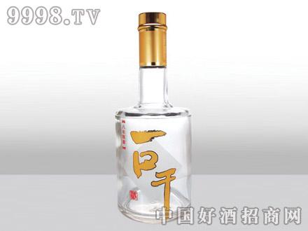 一口干酒酒瓶sd003