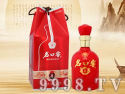 名口窖品鉴酒225ml红