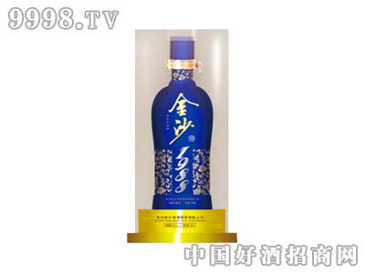 金沙回沙酒-蓝钻1988-白酒类信息