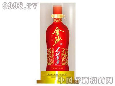 金沙回沙酒-红钻1988-白酒类信息