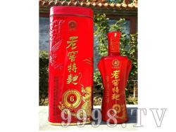 老窖特曲6-龙凤红瓶