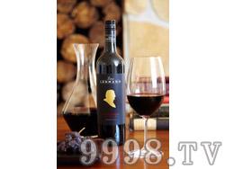 美石系列-设拉子红葡萄酒2009
