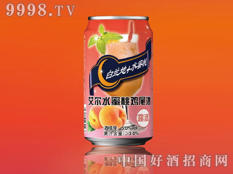 艾尔水蜜桃鸡尾酒(露酒)