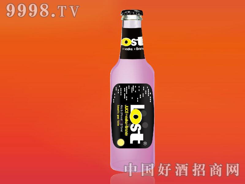 艾尔葡萄鸡尾酒(露酒)炫彩瓶