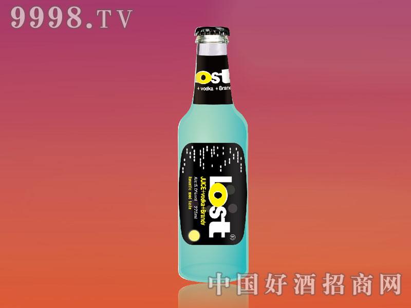 艾尔青柠鸡尾酒(露酒)炫彩瓶