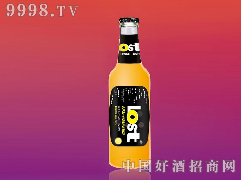 艾尔甜橙鸡尾酒(露酒)炫彩瓶