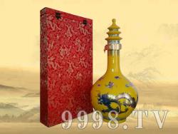 私人定制收藏酒10斤(黄龙塔瓶)