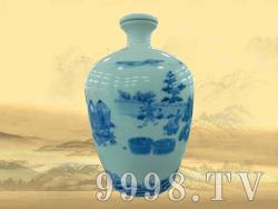 私人定制收藏酒10斤(青花瓷瓶)