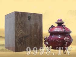 私人定制收藏酒10斤(如意鼎)