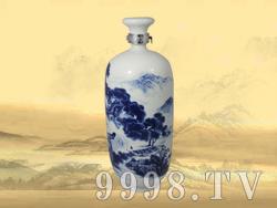 私人定制收藏酒10斤(圆柱山水瓶)