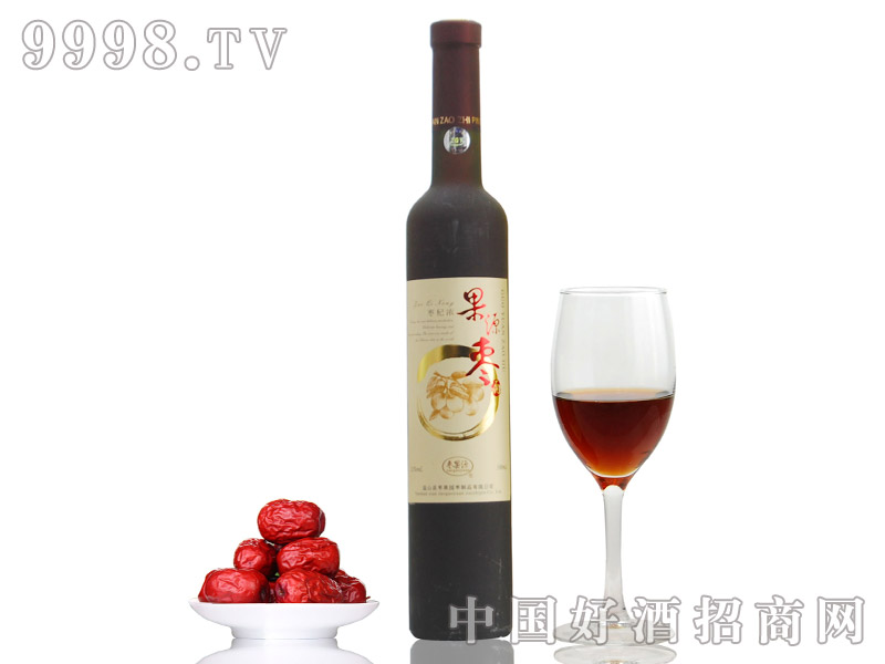 枣果源枣酒-枣杞浓枣酒