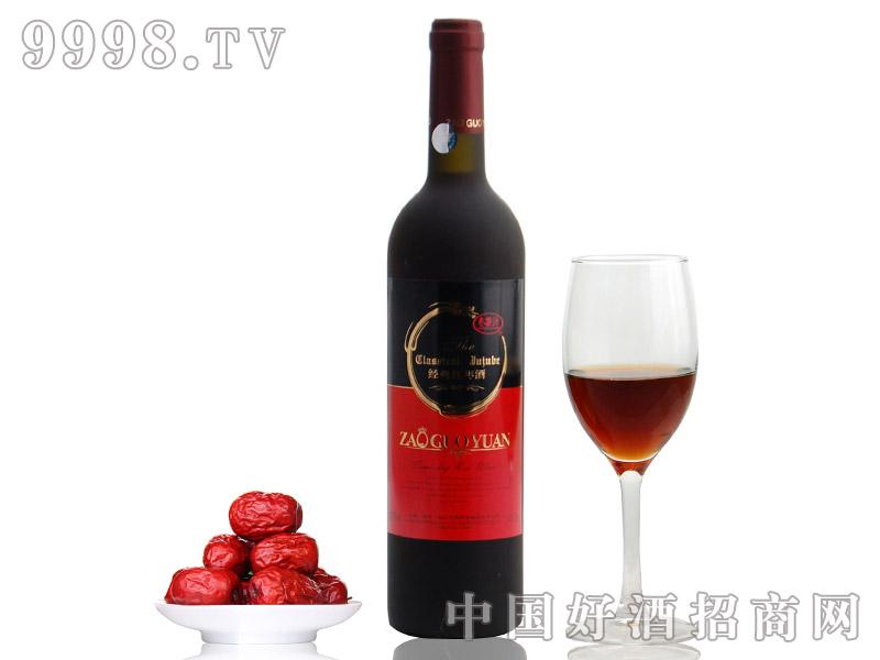 枣果源枣酒-经典枣酒