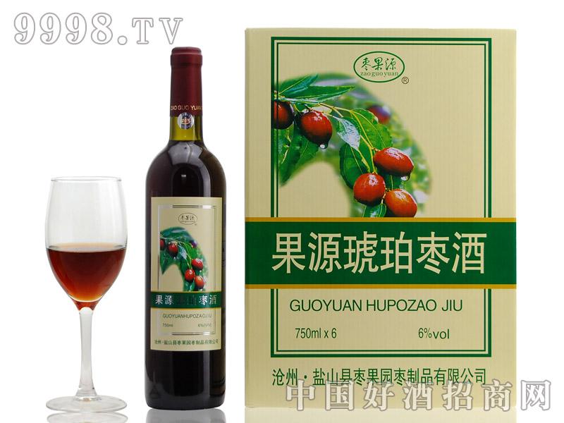琥珀枣酒(箱)