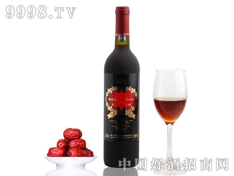 枣果源枣酒-红枣枸杞酒