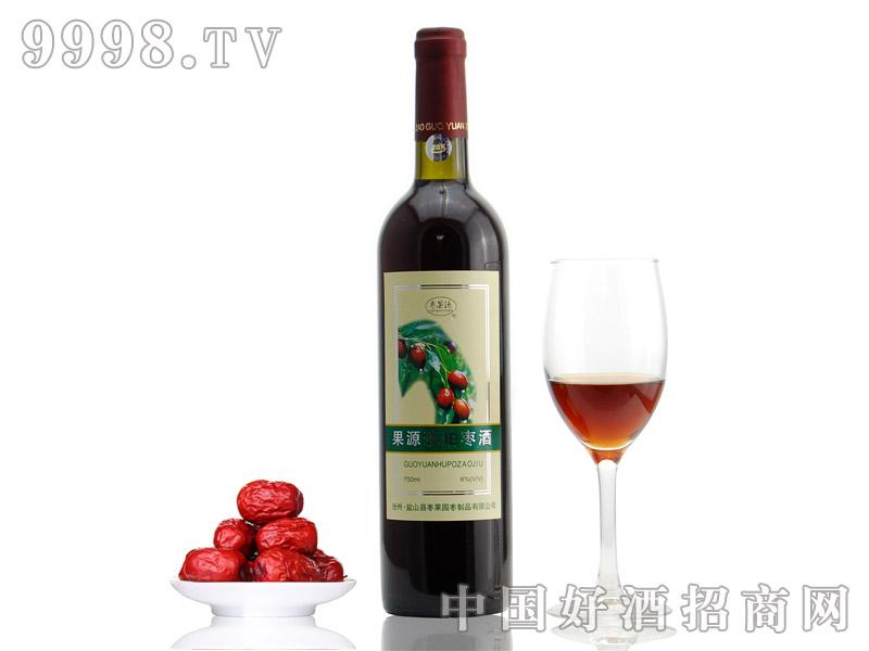 枣果源枣酒-琥珀枣酒