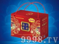 国花凤瓷(礼盒天绣)