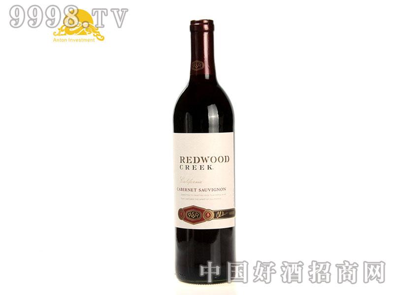 红木湾赤霞珠红葡萄酒