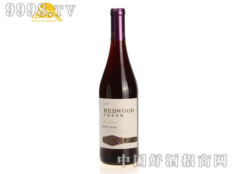 红木湾黑皮诺红葡萄酒