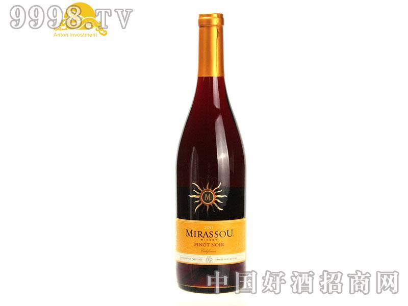 美诺颂黑皮诺红葡萄酒