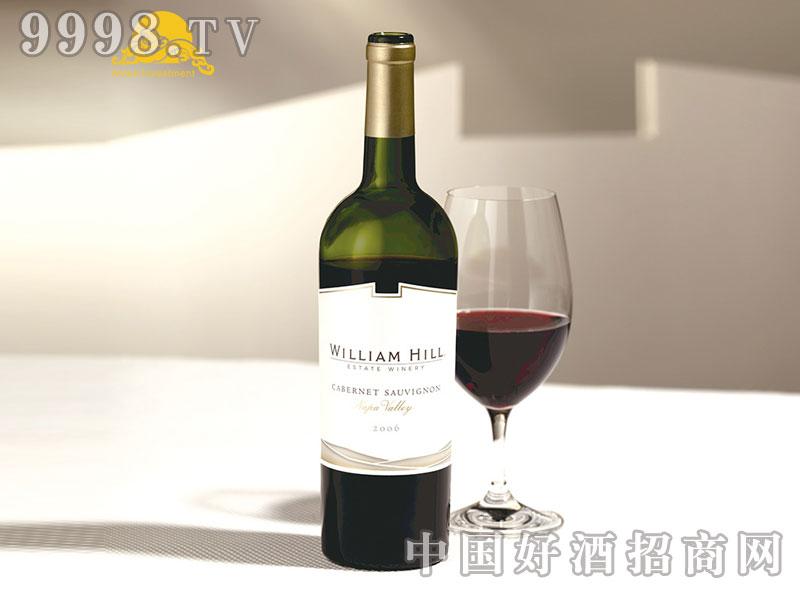 伟廉山庄赤霞珠红葡萄酒
