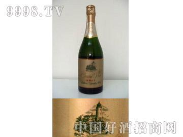 雪莲香槟酒