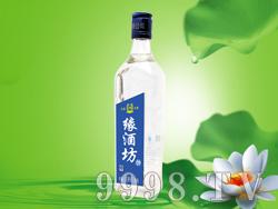 缘酒坊简装酒(蓝标)