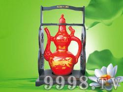 葫芦提壶红