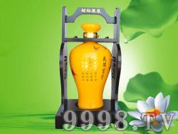 缘酒坊 梅瓶麦秆黄
