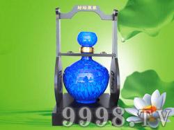缘酒坊 水珠釉蓝