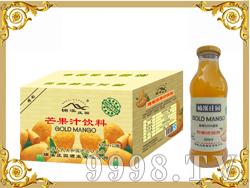 楠溪庄园芒果汁饮料420ML