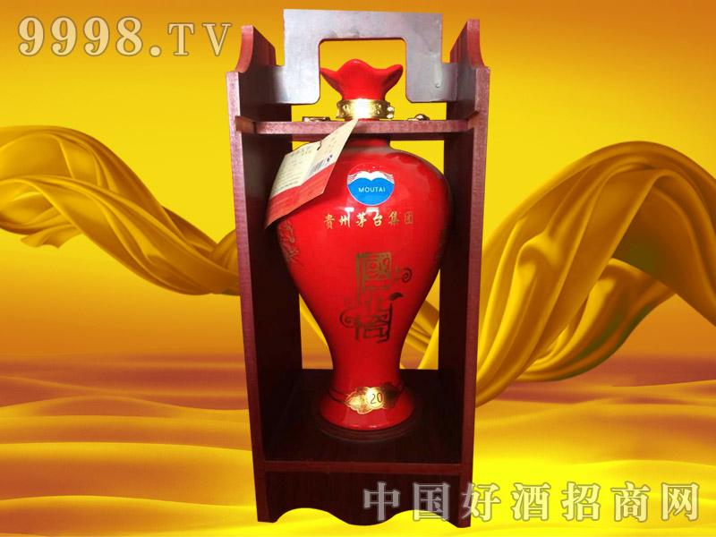 茅台国花瓷(红)-白酒类信息