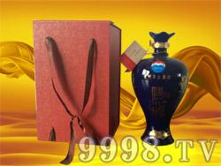 茅台国花瓷(蓝)