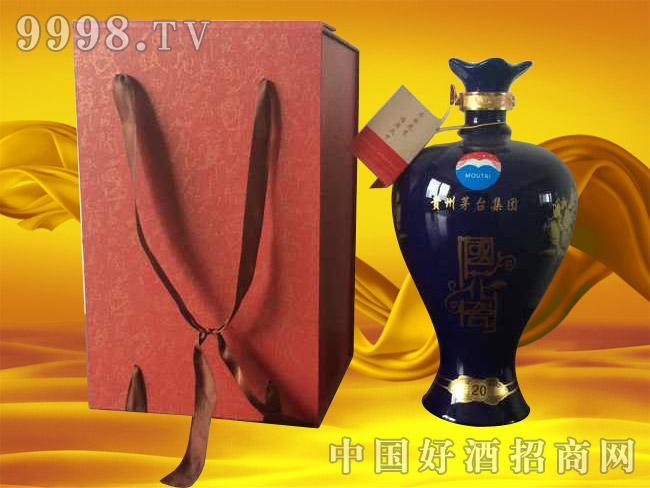 茅台国花瓷(蓝)-白酒类信息