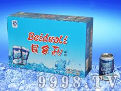 贝多利啤酒330ml