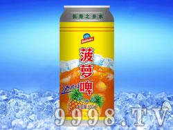 贝多利菠萝啤500ml