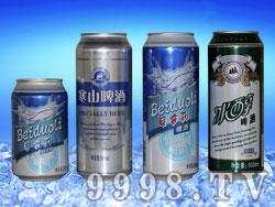 寒山系列易拉罐啤酒