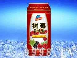 树莓果汁罐装