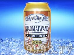 崂雪小麦王啤酒