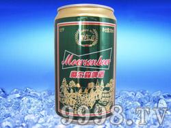 绿魔尔森啤酒