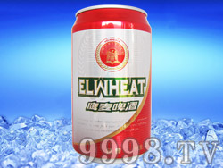 鹰麦拉罐啤酒