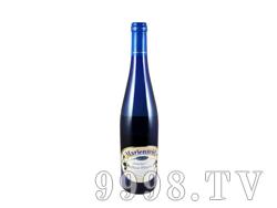 金玛利亚�灾�蓝白葡萄酒