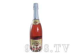 意大利瑞兰莫甜型桃红起泡酒