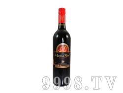 玛琳娜-波尔施乐比干红葡萄酒