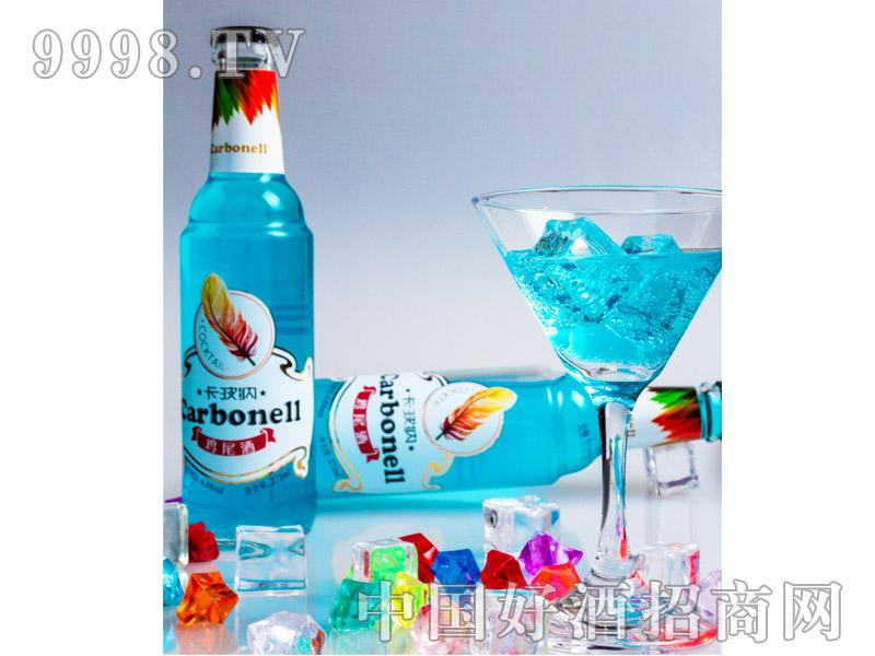 卡波纳预调酒青春版蓝莓系列4.8度